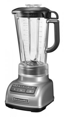 KitchenAid Blender / Standmixer Rautendesign in contur silber