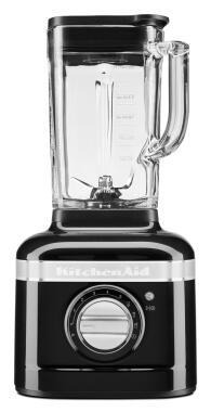 KitchenAid Standmixer Artisan K400 in onyx schwarz