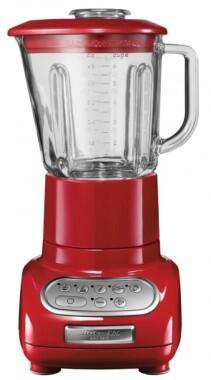 KitchenAid Artisan Blender / Standmixer rot