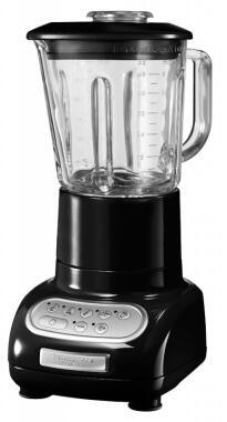 KitchenAid Artisan Blender / Standmixer schwarz