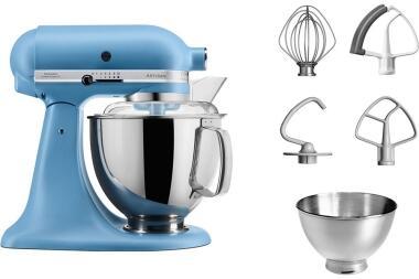 KitchenAid Küchenmaschine ARTISAN 175PS in velvet blue, 4,8 L
