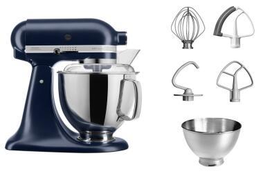 KitchenAid Küchenmaschine ARTISAN 175PS in tintenblau