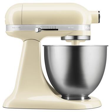 KitchenAid Mini-Küchenmaschine in creme, 3,3 L