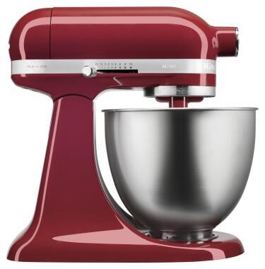 KitchenAid Mini-Küchenmaschine in empire rot, 3,3 L