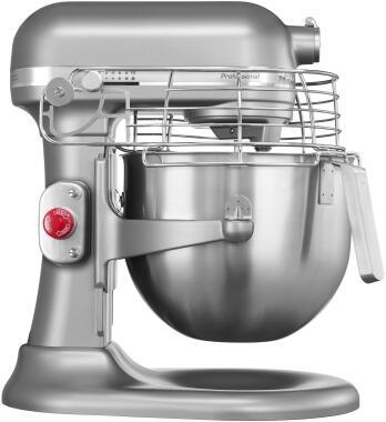 KitchenAid Küchenmaschine PROFESSIONAL in silber, 6,9 L