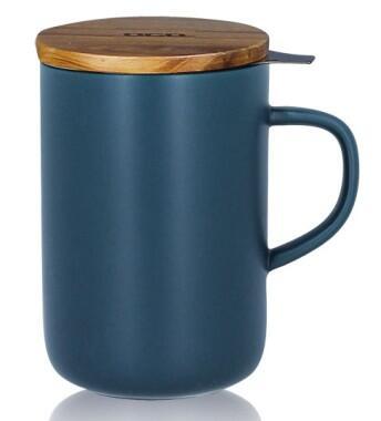 OGO Living Teepott Juliet mit Filter, blau