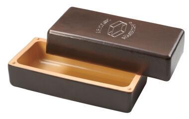 Römertopf BBQ Grillstein Brick Black Edition