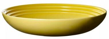 Le Creuset Suppenteller in citrus
