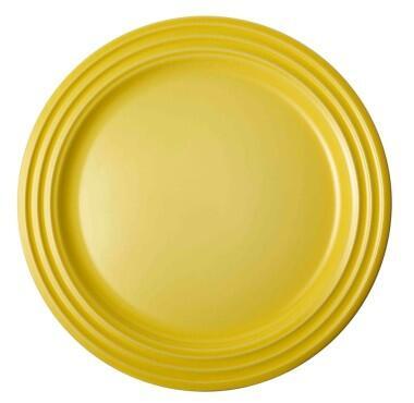 Le Creuset Frühstücksteller in citrus