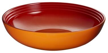 Le Creuset Servierschale in ofenrot