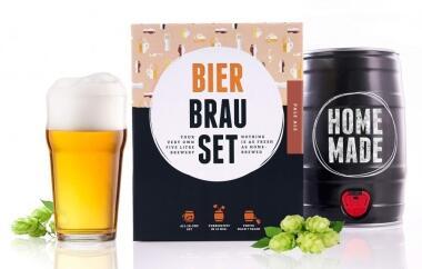 Braufässchen Bierbrau-Set für Indian Pale Ale