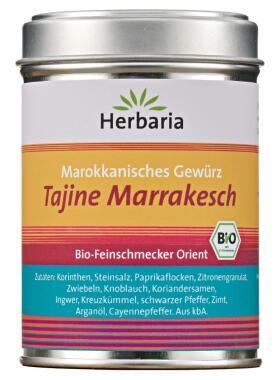 Herbaria Tajine Marrakesch, Marokkanisches Gewürz