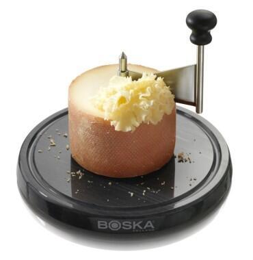 Boska Käseschaber Marmor mit Marmorplatte