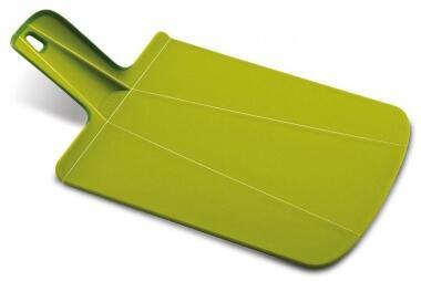 Joseph Joseph faltbares Schneidebrett Chop2Pot Plus klein in grün
