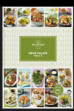 Neue Salate von A-Z