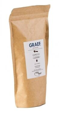 Graef Espressokaffee Cantania (100% Arabica), 250 g