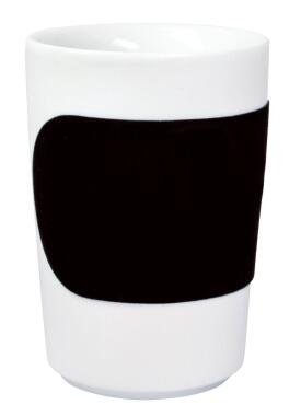 Kahla Five Senses Maxi-Becher 0,35 l in touch! schwarz