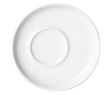 Kahla Five Senses Untertasse 11 cm in weiß