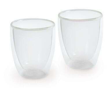 Kahla Café Sommelier Wasserglas Set 2tlg. in weiß