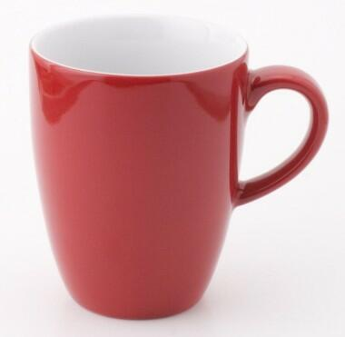 Kahla Pronto Macchiatobecher 0,28 l in rot