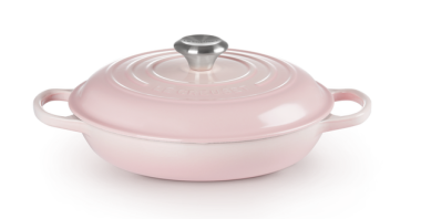 Le Creuset Gourmet-Profitopf Signature in shell pink