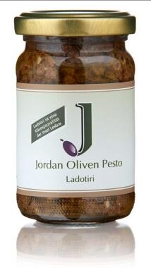 Jordan Oliven-Pesto mit Ladotiri