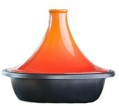 Le Creuset Tagine in ofenrot