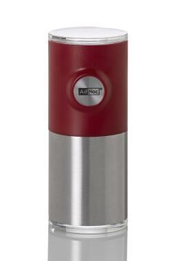 AdHoc magnetischer Chili- und Gewürzschneider Pepnetic in rot