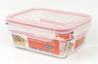 Glasslock Frischhaltebehälter ofengeeignet rechteckig