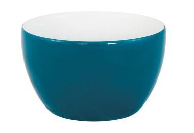 Kahla Pronto Zuckerschale 0,25 l in grün-blau