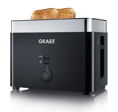 Graef Toaster TO 62