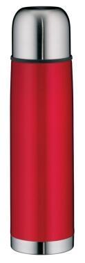 alfi Isolierflasche isoTherm Eco Edelstahl in feuerrot