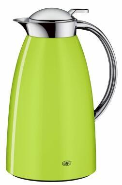 alfi Isolierkanne Gusto Metall in kiwi green, 1 Liter