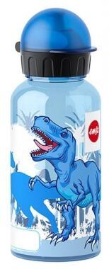 Emsa Kids Tritan Trinkflasche Dino mit Trinkverschluss