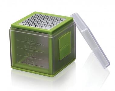 Microplane Multireibe Cube in grün