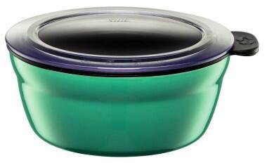 Silit Frischhalteschüssel Fresh Bowl in Ocean Green