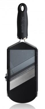 Microplane verstellbarer Hobel Specialty mit Julienneklingen-Einsatz