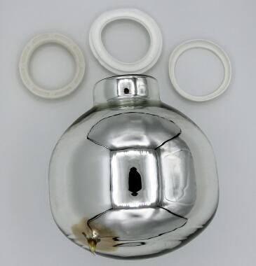 alfi Ersatzisolierglas für Isolierkanne Juwel Tee, 1 Liter