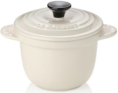 Le Creuset Mini-Cocotte Every in creme
