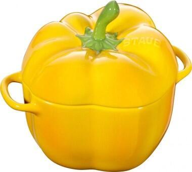 Staub Cocotte Paprika in gelb