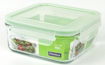 Glasslock Frischhaltebehälter quadratisch