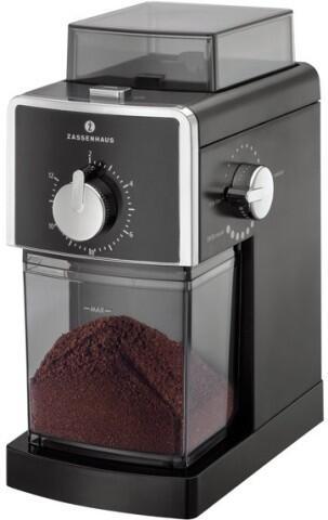 Zassenhaus elektrische Kaffeemühle Kingston