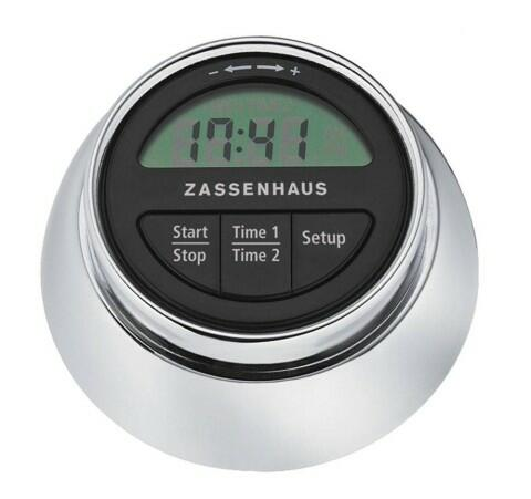 Zassenhaus Digitaltimer Speed