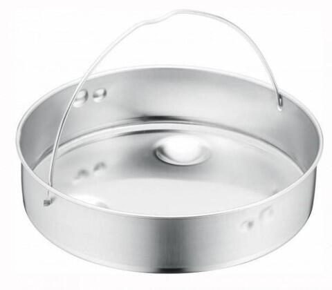 WMF Einsatz ungelocht für Schnellkochtopf Perfect Plus ab 3,0 l