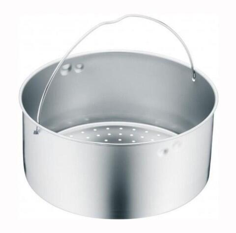 WMF Einsatz hoch gelocht für Schnellkochtopf Perfect Plus ab 3,0 l