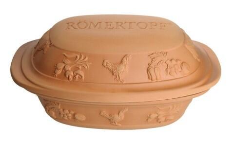 Römertopf Rustico klein