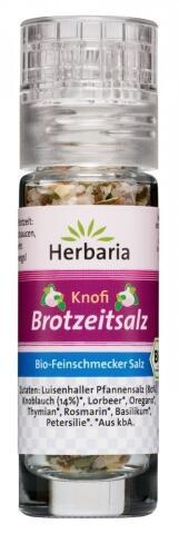 Herbaria Knofi Brotzeitsalz