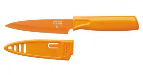 Kuhn Rikon Rüstmesser Colori orange