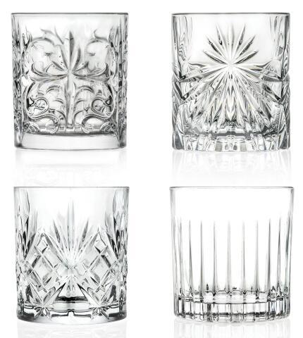 RCR Cocktailglas Mixology, 4er-Set