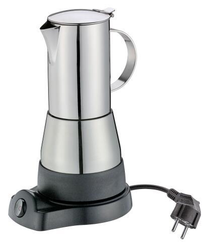 Espressokocher Aida elektrisch von Cilio